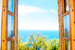 Window with sea view - 82276825