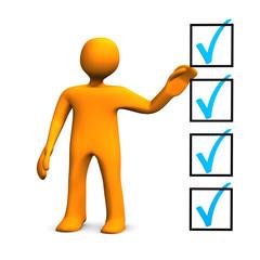 Manikin Checklist
