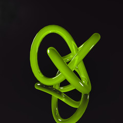 Зеленая бесконечность