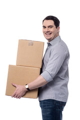 Want to book these parcels.