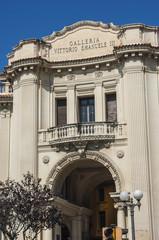 Galleria Vittorio Emanuele III in Messina