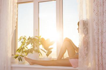 Morning Window