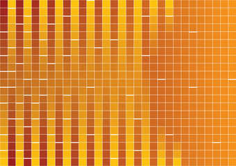 pixel arancione
