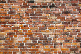 Fototapety Old brick wall background