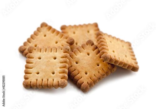 tas de biscuit petit beurre - 82298881