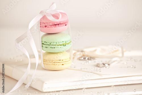Papiers peints Macarons The best kind of dessert