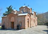 Church St. Pantelejmon in Skopje, Macedonia