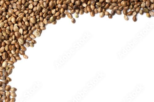 Hemp seeds - 82310490