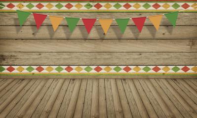 Cinco de Mayo, USA Mexikanischer Feiertag, Hintergrund, Holz