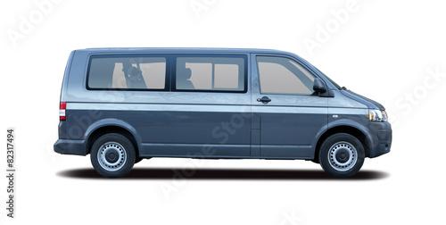 Mini bus van