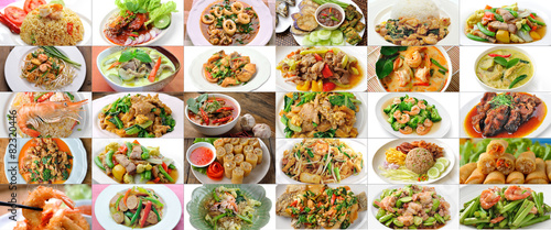 Aluminium Restaurant thai food