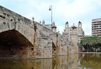 Valencia - Puente del Mar