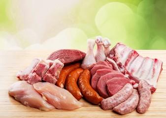Meat. Meat