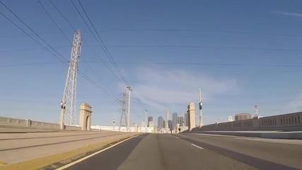 1st Street Bridge - Los Angeles