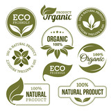 Photo: Green Organic Products Labels