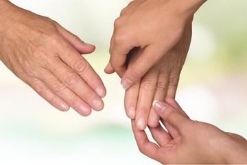 Hand. Rheumathism