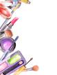 Watercolor cosmetics set - 82328609