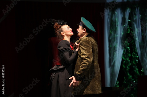 Chehov, Russian theater, actor, director, actress, comedy - 82332268