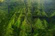 Mount Waialeale known as the wettest spot on Earth