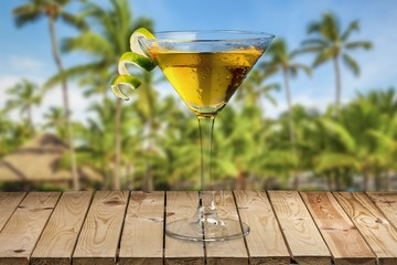 Cosmopolitan. Cosmopolitan Martini