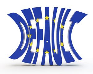 Default in Eropean Union