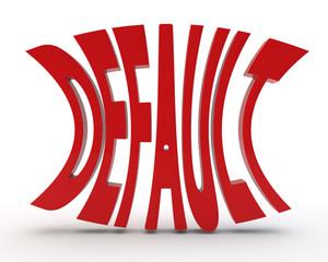 "word ""default"""