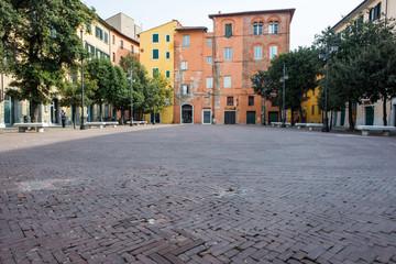 Piazza Gambacorti, centro storico, Pisa
