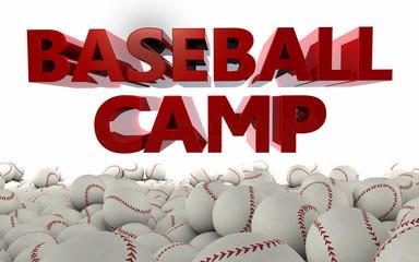 Baseball Camp Registration