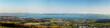 Panorama Bodensee mit Alpen im Hintergrund - 82347475