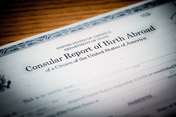 Birth Abroad