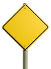 Road Sign. 3D. Street Sign