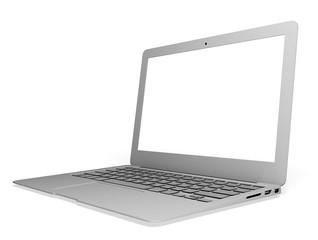 Laptop. 3D. Laptop