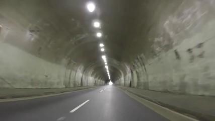 3rd Street Tunnel Los Angeles