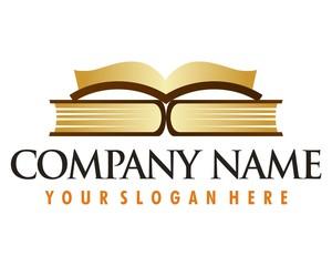 book reading reader logo image vector