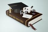 university, faculty of biochemistry poster
