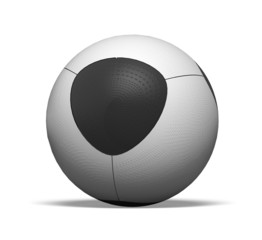 Soccer. 3D. Soccer ball 6