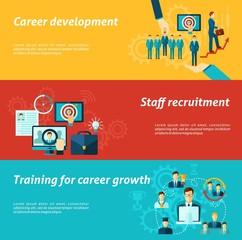 Career Banner Set