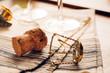 Leinwandbild Motiv Wine - Vino