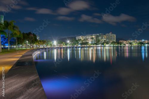 City night lights - 82377421