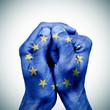 Zdjęcia na płótnie, fototapety, obrazy : the european union in your hands