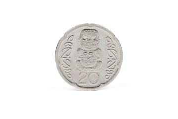 New Zealand Twenty Cent