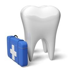 Dental Hygiene. 3D. Dental
