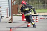 Zawody w straży pożarnej