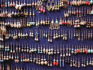 Ohrschmuck - hanging earrings