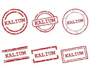Kalium Stempel