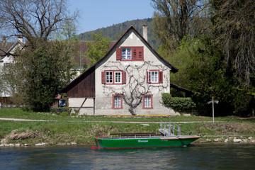Fähre Kloster Fahr