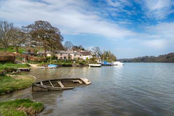 The River Tresillian