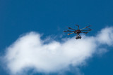 drone, UAV , Multirotor Photography Helicopter poster