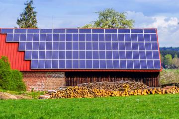 Erneuerbare Energien auf dem Land