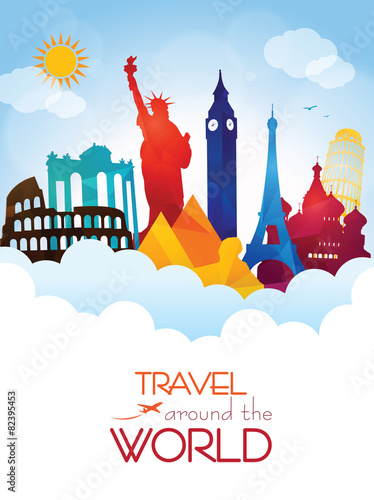 Travel and tourism - 82395453